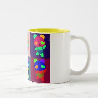 panda marylin mug