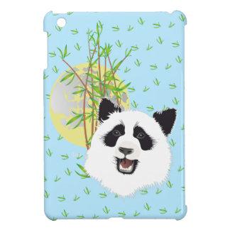 Panda meeting iPad mini covering iPad Mini Cases