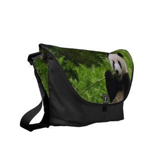 Panda Courier Bag