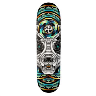 Panda Messenger Skateboard Deck