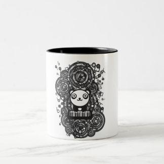 Panda_Method Two-Tone Coffee Mug