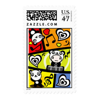 Panda_Method Postage