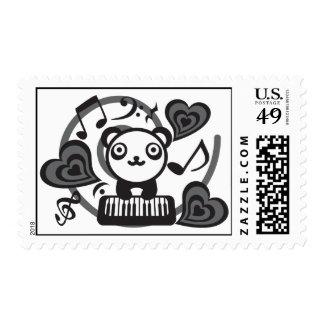 Panda_Method Sello Postal