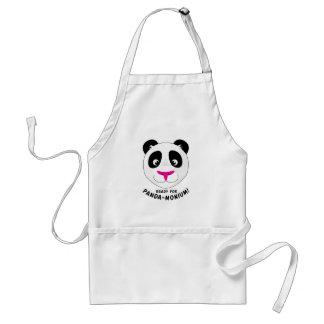 Panda-Monium Adult Apron