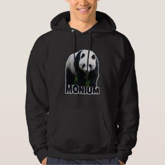 Panda-monium Hooded Sweatshirt