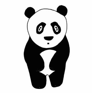 Panda-monium Statuette