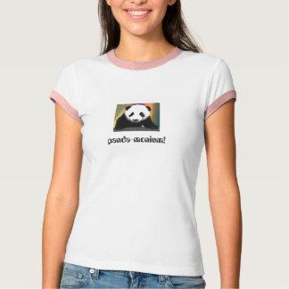panda-monium! tshirts