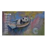 Panda Moon Business Card