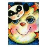 Panda-Moonium Felicitacion