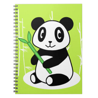Panda Notebooks