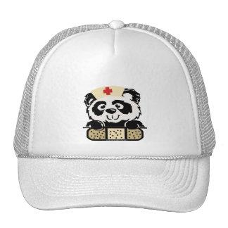 Panda Nurse Trucker Hat