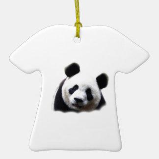 Panda Christmas Ornament