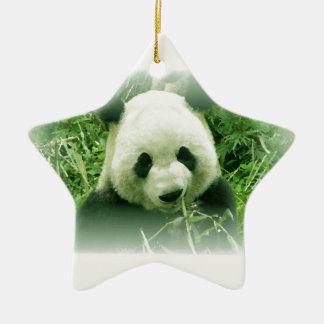 Panda Christmas Ornaments