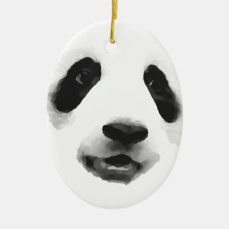 Panda Ornament