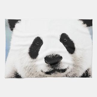 Panda Toallas De Cocina