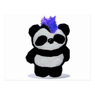 Panda Paperware Postcard