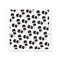 Panda Party Paper Napkin