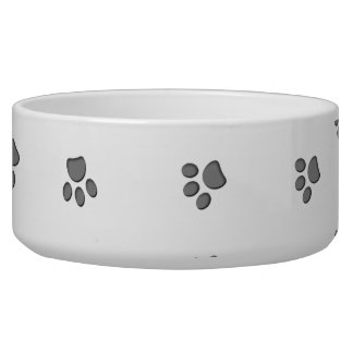 Panda Paws Bowl