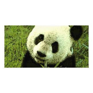 Panda Photo Card