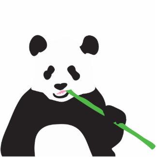 Panda Photo Sculpture