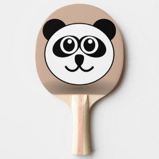Panda _ ping pong paddle