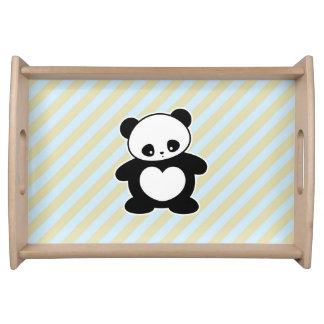 Panda Bandeja
