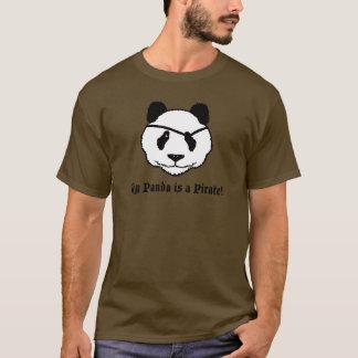 Panda Pirate T-Shirt