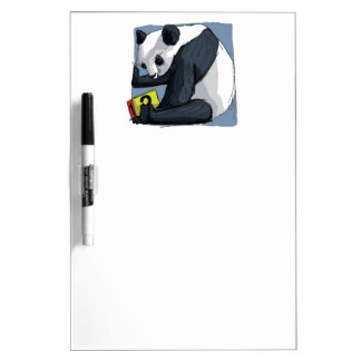 panda pizarras