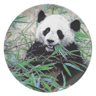 Panda Platos