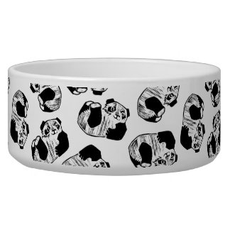 Panda Play Large Pet Bowl