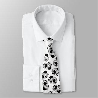 Panda Play Tie
