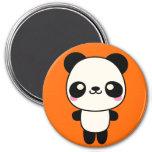 Panda Plushie Imán De Nevera