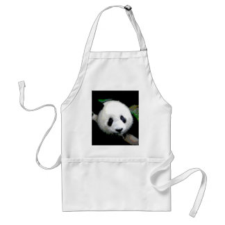Panda Pop Art Aprons