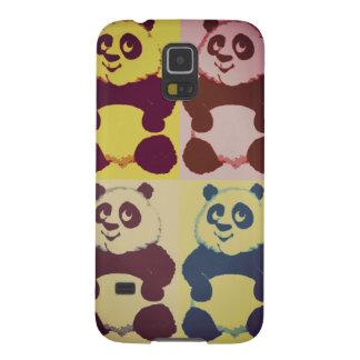 Panda Pop Art Galaxy S5 Cover