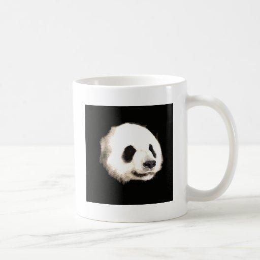 Panda Pop Art Mugs