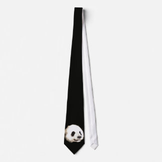 Panda Pop Art Neckwear