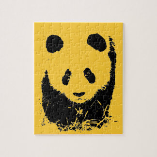 Panda Pop Art Puzzle