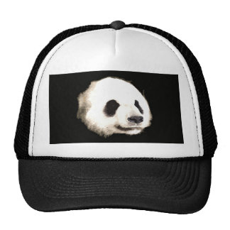 Panda Pop Art Trucker Hat
