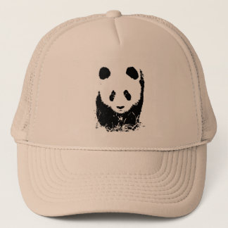 Panda Pop Art Trucker Hat