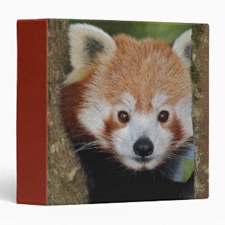 Panda Portrait Binder