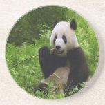 Panda Posavasos Diseño