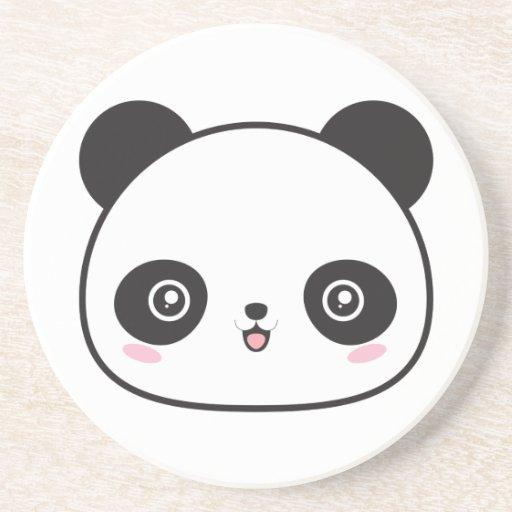 Panda Posavasos Para Bebidas