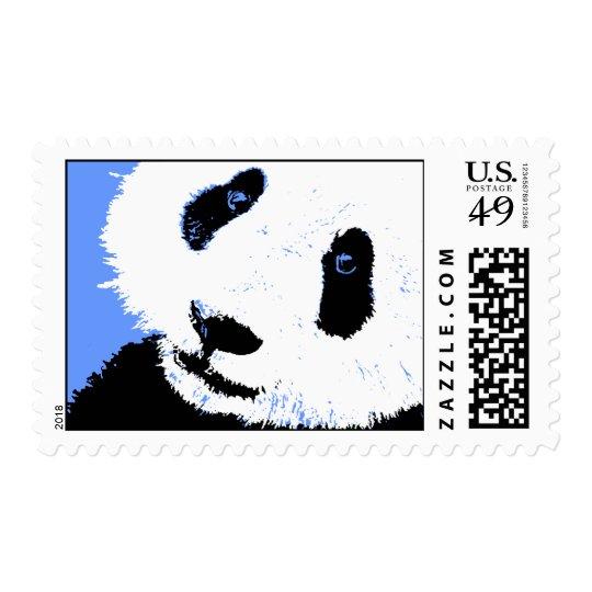 panda. postage