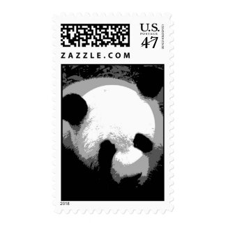 Panda Postage Stamps
