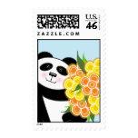 Panda Postage Stamps - Panda Postage