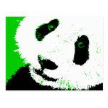 panda. postales
