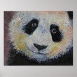 Panda Póster