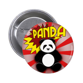 Panda Power! Button
