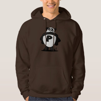 Panda Power Hoodie