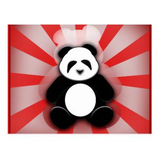 Panda Power! Postcard